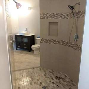 Shower Remodel | Strong Plumbing Solutions - Southwest Florida